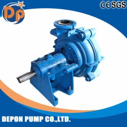 Grease or Oil Lubrication Heavy Duty Slurry Pump