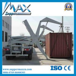 20FT and 40FT Container Automatical Self Side Loader