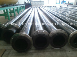 Sand Discharging Pipe Pipeline Tube with UHMWPE