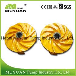 High Chrome ASTM A532 Gravel Mud Slurry Pump Wear Resistant Spare Part