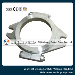 Mining Wear Resistant Slurry Pump Parts