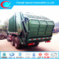 Factory Direct Selling Compressed Garbage Truck Sinotruk Garbage Truck Good Price Garbage Compactor Truck