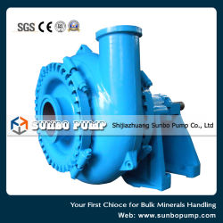 Mineral Processing Sand Suction Gravel Slurry Pump