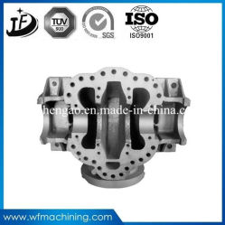 Stainless Steel Precision Investment Casting Valve Parts for Transmission Gearbox