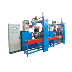 LPG Cylinder Double Head Body Automated MIG Mag TIG Circumferential Lathe Seam Welders Welding Machine Price