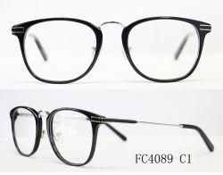 66572472f782 Classic European Acetate and Metal Combination Women Eyeglasses