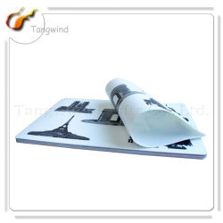 Custom Dining PP Table Placemat with Full Color Logo Printing
