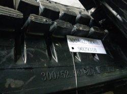 300X52.5X88 Case Eurocomach New Holland Orenstein E Koppel Excavator Tracks Rubber Crawler Rubber Tracks