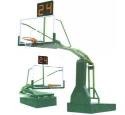 Fiba Manual Hydraulic Removable Basketball Stand Hoop