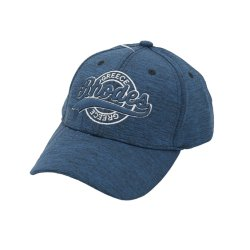 0464f103 2019 Hot Sale Dark Navy Cationic Polyester Embroidery Riding Baseball Cap  with 3D Embroidery