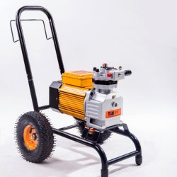 China Wuxi Putter Airless Paint Sprayer Professional and