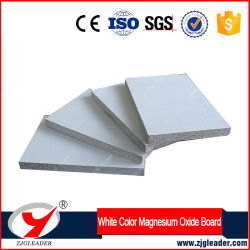 Best-Selling Fireproof MGO Board Magnesium Oxide Wallboard Grey Red Blue