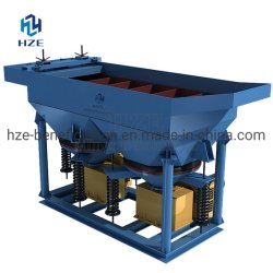 Heavy Minerals Gravity Concentration Processing Jigger
