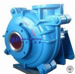 Water Pumps Types, Horizontal Type Slurry Pump