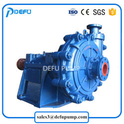 Horizontal Slurry Transfer Centrifugal Mud Pump with Electric Motor