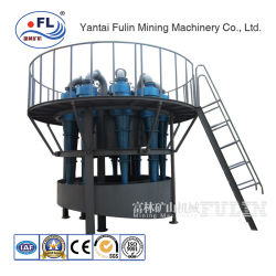 Heavy Media Hydraulic Cyclone Separator for Classifying / Overflow