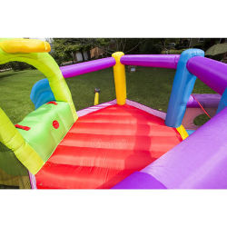 Inflatable Castle Mini Air Bouncer/Small Indoor Jumping Bounce House Cr3003