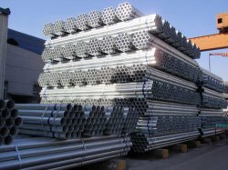 China Supplier Ms Gi Pipe of Scaffolding Material