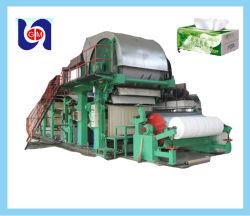 Large Pulp Tissue Toilet Virgin Wood Pulp Paper Machines Price