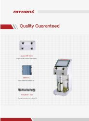 Nxnq Rotational Viscometer Oilfield Cement Slurry Test Equipment