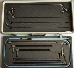 Surgical Rigid Esophagoscope Esophagoscopy Endoscope