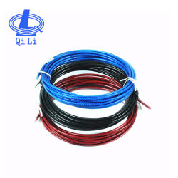 ISO90001 Certified Nylon Coated Steel Cable for Gym Equipment Factory Use