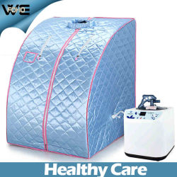 Folding Slimming Full Body Detox Portable Steam Sauna  sc 1 st  Made-in-China.com & China Portable Steam Sauna Portable Steam Sauna Manufacturers ...