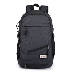 Multifunctional Laptop School Sports Bag Basketball Football Backpack with USB