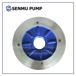 Heavy Duty Mineral Processing Slurry Pump Spare Wet Parts