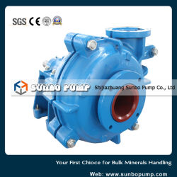 China Wholesale High Efficiency Centrifugal Slurry Pump/Trash Pump