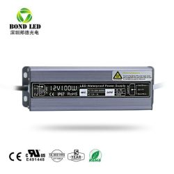 Competitive Price Single Output Waterproof IP 67 30W LED Driver Power Supply