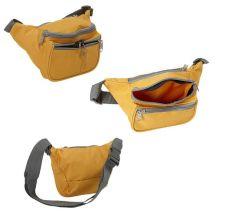 Different Colors Custom Travel Waist Bag, Sport Waist Fanny Pack Custom Logo