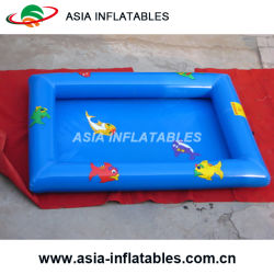 Small Inflatable Square Shape Pool For Kids Swimming Rent Price