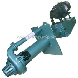 Vertical Centrifugal Submersible Sewage Slurry Sump Pump