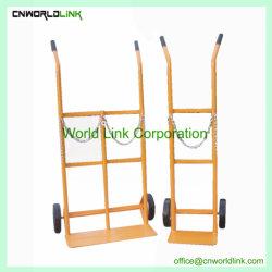 75 Oxygen Gas Cylinder Trolley Hand Pull Cart