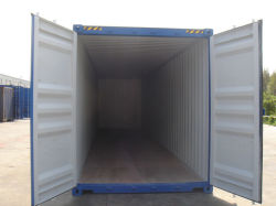 40gp New Shipping Container with High Quality
