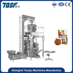 Shanghai Tj-420z Automatic Potato Chips Packing Machinery