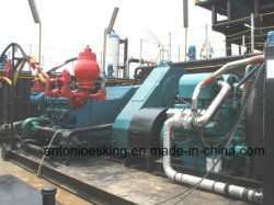 F-1600 Triplex Piston Mud Pump