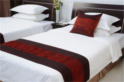 Best Seller Top Five Luxury 100%Cotton Hotel Household Bedding Set