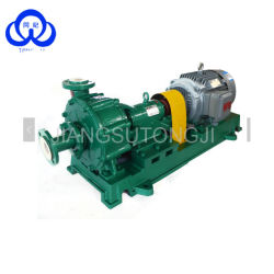 High Efficiency PTFE High Temperature Slurry Pump Supplier