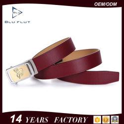 Belt Factory Customized Stylish Genuine Leather Metal Buckle Men's Belts