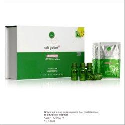 Green Tea & Lemon Deep Reparing Hair Treatment Set