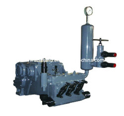 Hydraulic Motor Mud Pump for Trenchless Drilling Rig (BW-450/5)