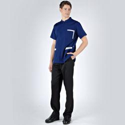 3160cfc6c2e China OEM Print Scrub Top/Top Scrub Suits/Printed Medical Scrub Tops for  Hospital