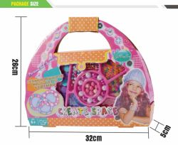 China Hot Sell Educational Personalized Bead Toy DIY Kit for Girl Baby