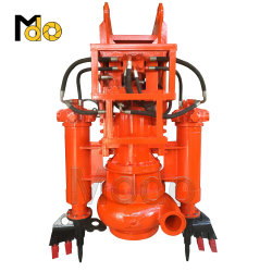 The Best Vertical Submersible Small Solid Diesel Slurry Transfer Pump for Heavy Duty