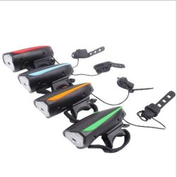 Bicycle LED Speaker Light Bicycle Accessories 7588 Light