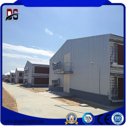 Fabricated Steel Structure Big Scale Poultry Housing