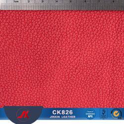 High Quality Antifungal Lichee Pattern PVC Leather