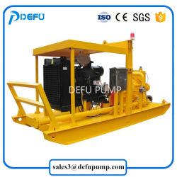High Performance Coal Mining Pump Diesel Engine Slurry Pump